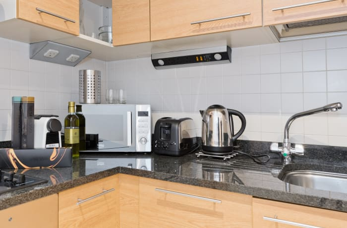Apartment in Lovely Riverside II, Grand Canal Dock - 9