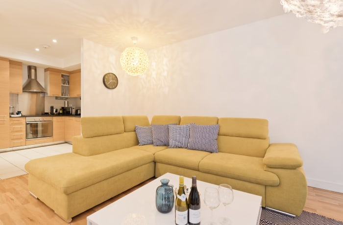 Apartment in Lovely Riverside II, Grand Canal Dock - 3