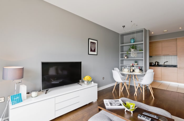 Apartment in Lovely Riverside, Grand Canal Dock - 6
