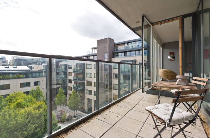 Apartment in Lovely Riverside, Grand Canal Dock - 16