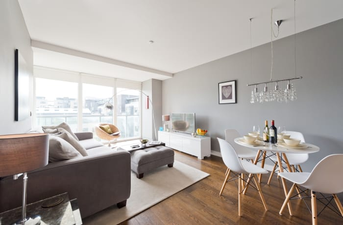 Apartment in Lovely Riverside, Grand Canal Dock - 2