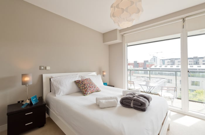 Apartment in Lovely Riverside, Grand Canal Dock - 11