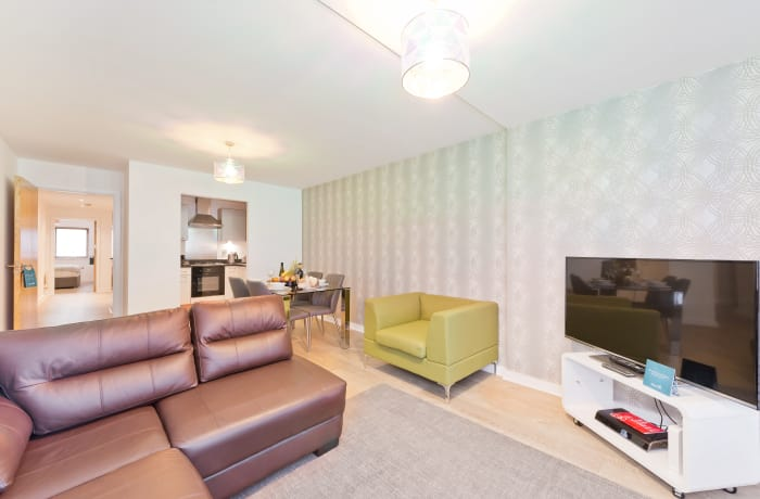 Apartment in Spacious Grand Canal IV, Grand Canal Dock - 1
