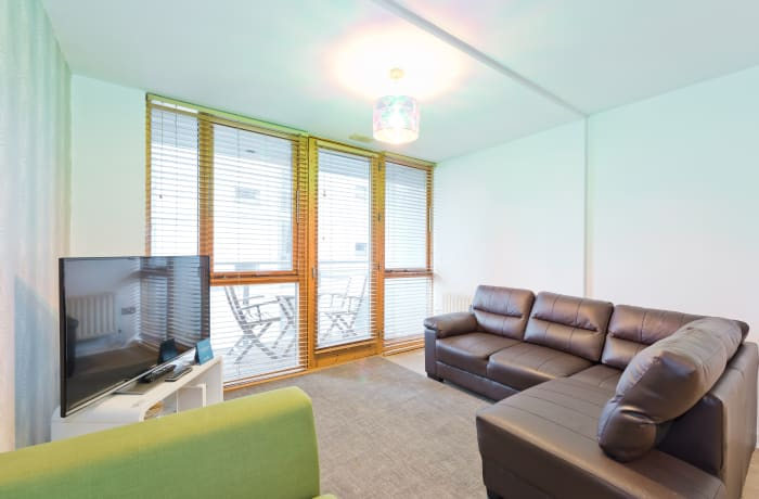 Apartment in Spacious Grand Canal IV, Grand Canal Dock - 2