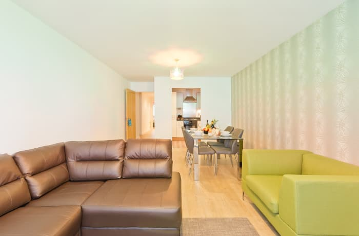 Apartment in Spacious Grand Canal IV, Grand Canal Dock - 5