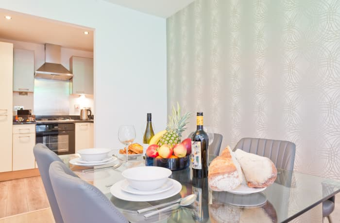 Apartment in Spacious Grand Canal IV, Grand Canal Dock - 6