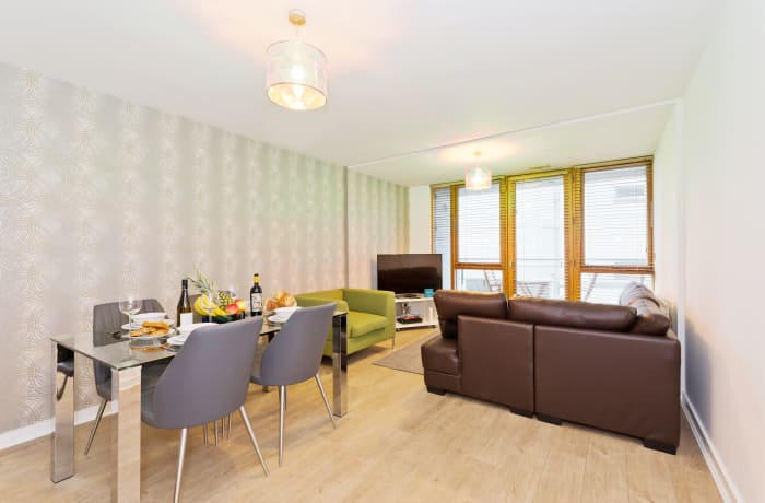 Apartment in Spacious Grand Canal IV, Grand Canal Dock - 3