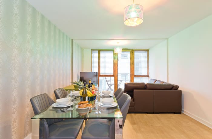 Apartment in Spacious Grand Canal IV, Grand Canal Dock - 4
