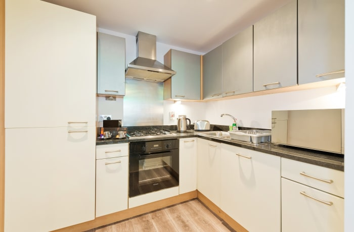 Apartment in Spacious Grand Canal IV, Grand Canal Dock - 10