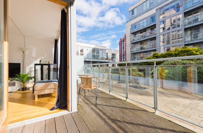 Apartment in Spacious Grand Canal V, Grand Canal Dock - 17
