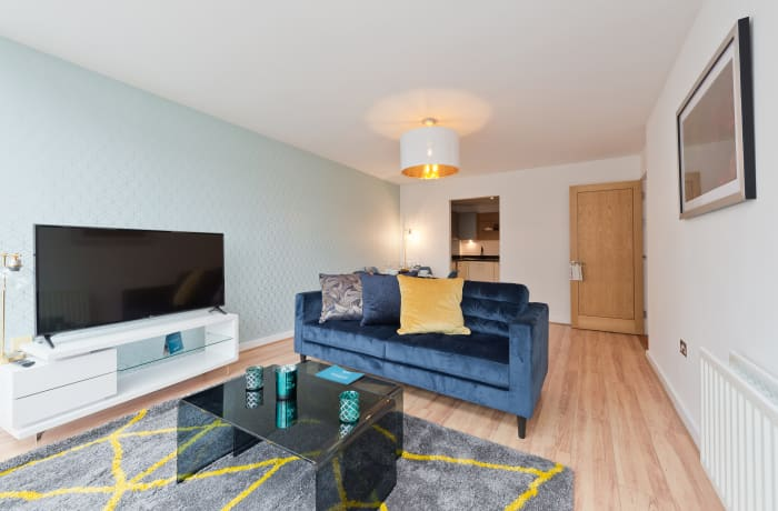 Apartment in Spacious Grand Canal VI, Grand Canal Dock - 1
