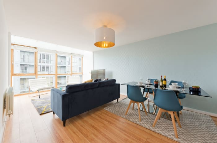Apartment in Spacious Grand Canal VI, Grand Canal Dock - 5