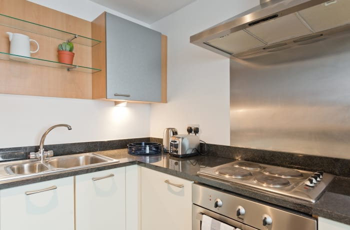 Apartment in Spacious Grand Canal VI, Grand Canal Dock - 9
