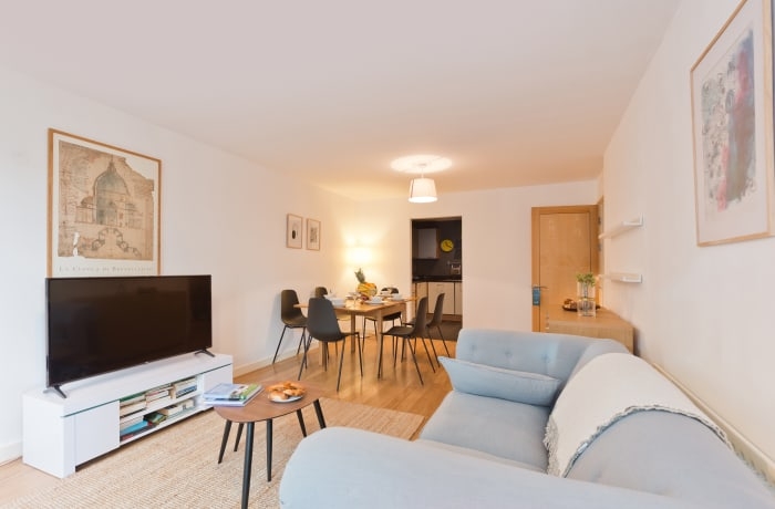 Apartment in Spacious Grand Canal VII, Grand Canal Dock - 3