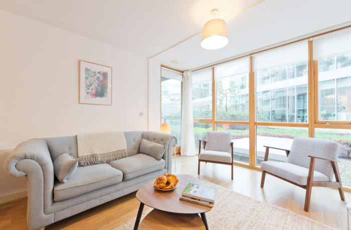 Apartment in Spacious Grand Canal VII, Grand Canal Dock - 2