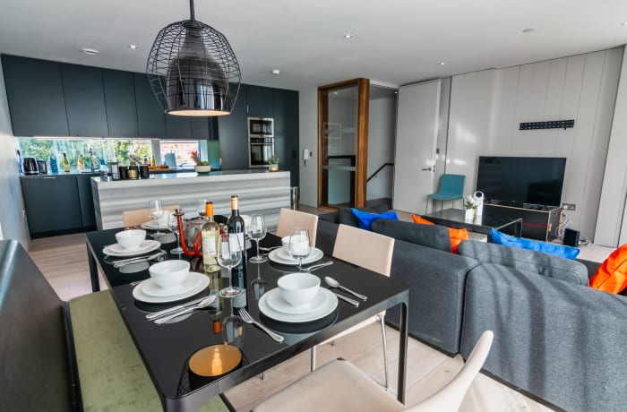 Apartment in Stylish Grand Canal I, Grand Canal Dock - 3