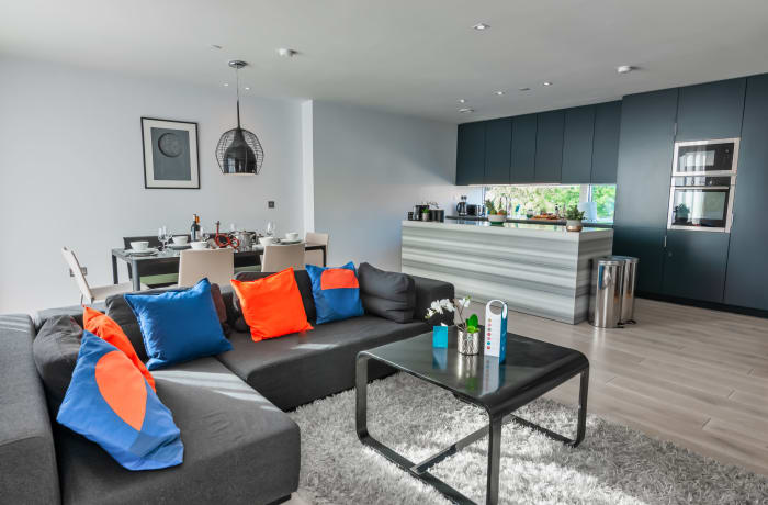 Apartment in Stylish Grand Canal I, Grand Canal Dock - 2