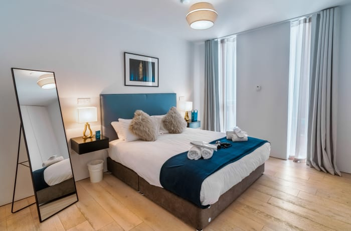 Apartment in Stylish Grand Canal I, Grand Canal Dock - 0