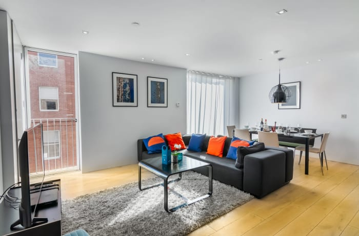 Apartment in Stylish Grand Canal I, Grand Canal Dock - 1