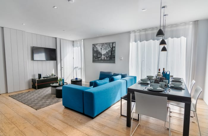 Apartment in Stylish Grand Canal II, Grand Canal Dock - 1