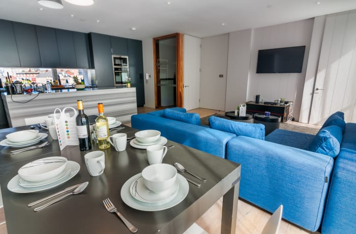 Apartment in Stylish Grand Canal II, Grand Canal Dock - 3