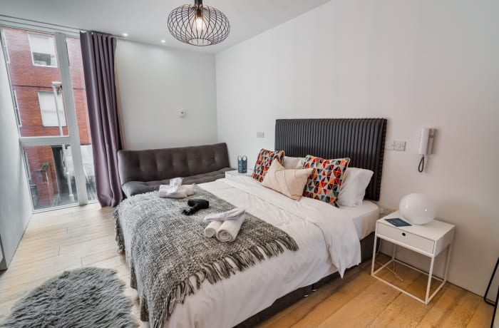 Apartment in Stylish Grand Canal II, Grand Canal Dock - 0