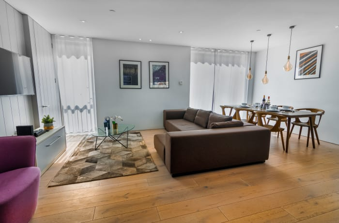 Apartment in Stylish Grand Canal IV, Grand Canal Dock - 2