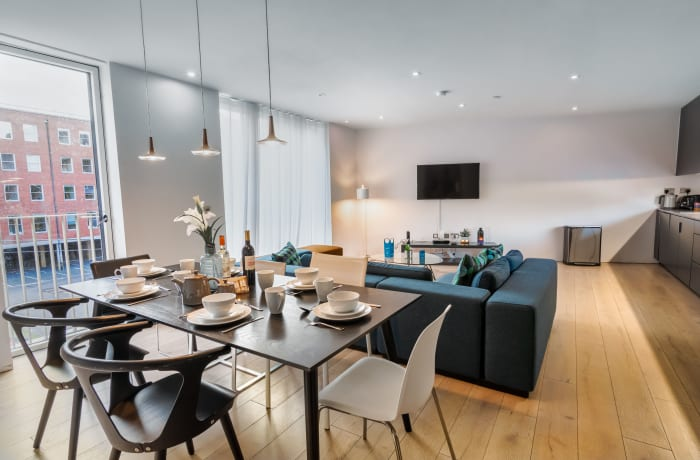 Apartment in Stylish Grand Canal V, Grand Canal Dock - 1