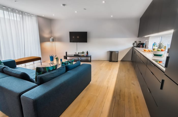 Apartment in Stylish Grand Canal V, Grand Canal Dock - 2