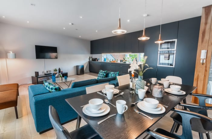 Apartment in Stylish Grand Canal V, Grand Canal Dock - 0