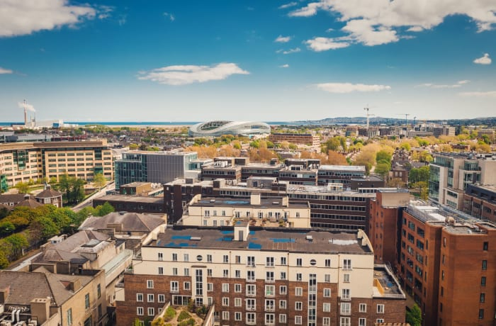 Apartment in Stylish Grand Canal V, Grand Canal Dock - 14