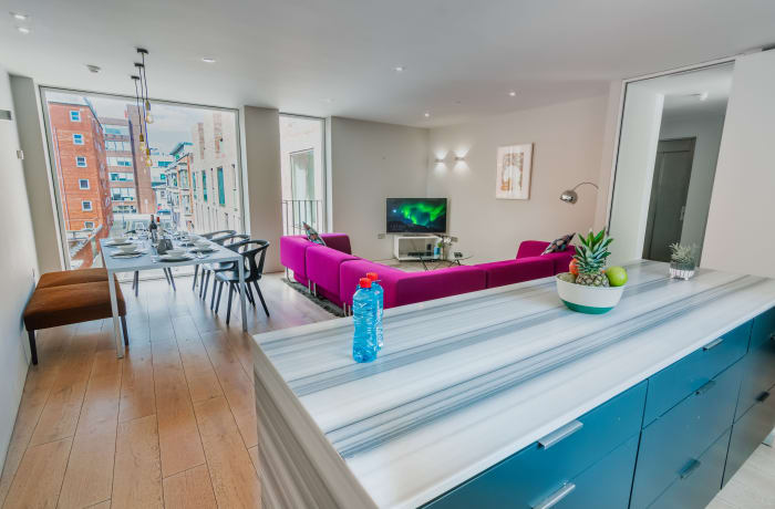Apartment in Stylish Grand canal VI, Grand Canal Dock - 4