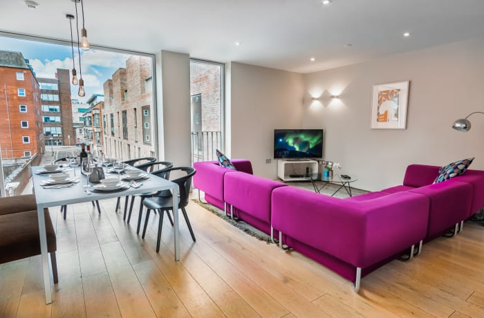 Apartment in Stylish Grand canal VI, Grand Canal Dock - 1