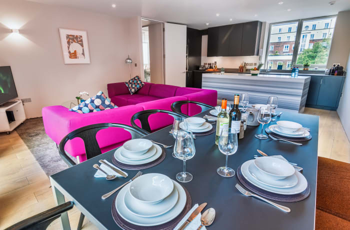 Apartment in Stylish Grand canal VI, Grand Canal Dock - 2