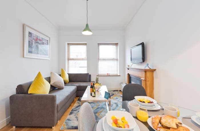 Apartment in Great Georges Street, Temple Bar - 1