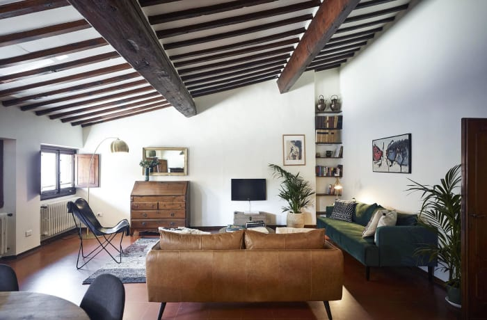 Apartment in Pitti Gardens, San Niccolo - 2
