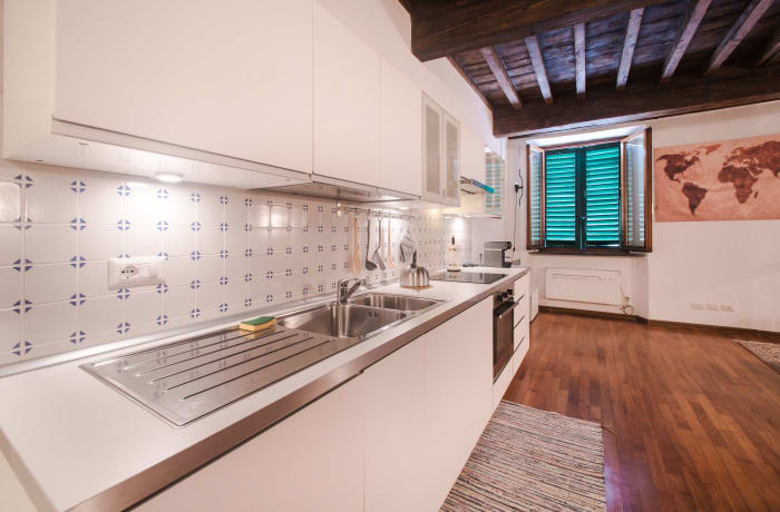 Apartment in Ciompi, Santa Croce - 11