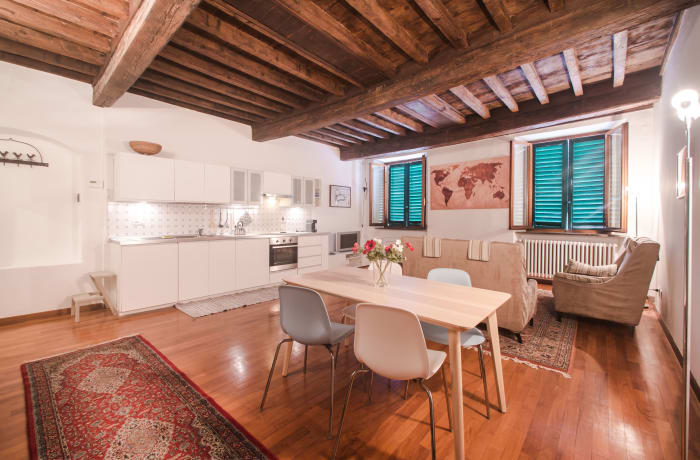 Apartment in Ciompi, Santa Croce - 1