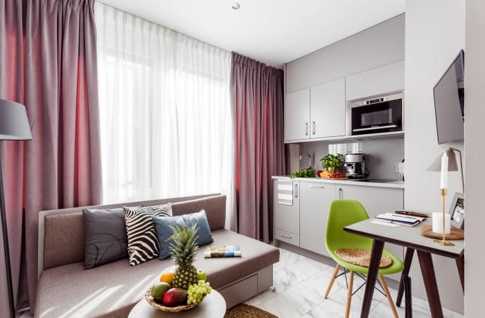 Apartment in Classic Gutlet II, Bahnhofsviertel - 3