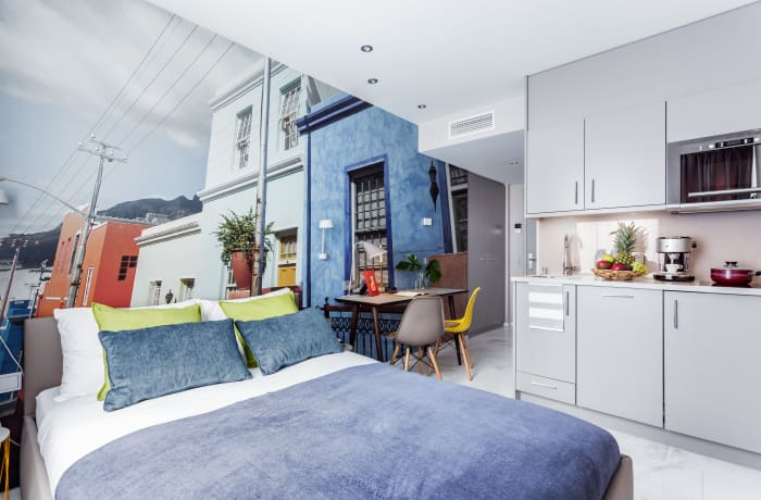 Apartment in Mini Gutleut II, Bahnhofsviertel - 2