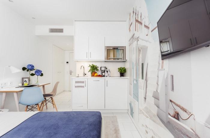 Apartment in Mini Gutleut III, Bahnhofsviertel - 1