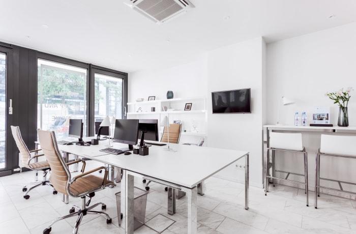 Apartment in Studio Gutleut II, Bahnhofsviertel - 11