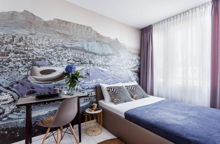 Apartment in Studio Gutleut III, Bahnhofsviertel - 6