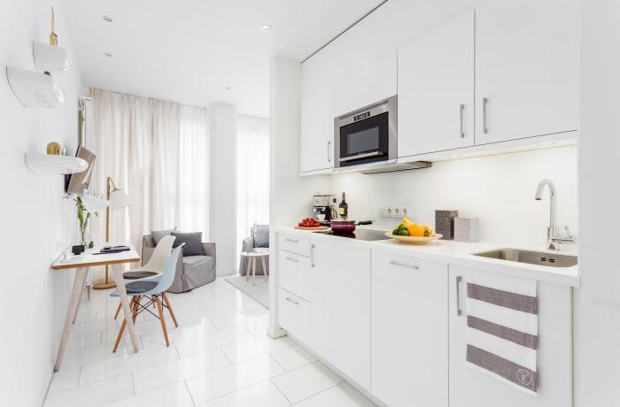 Apartment in Stylish Gutleut I, Bahnhofsviertel - 4