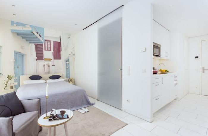 Apartment in Stylish Gutleut I, Bahnhofsviertel - 3