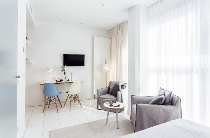 Apartment in Stylish Gutleut I, Bahnhofsviertel - 2