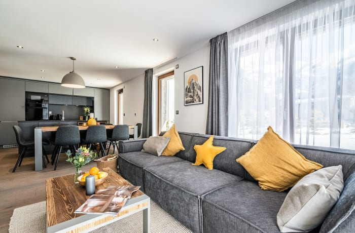 Apartment in Eyong, Argentiere - 3