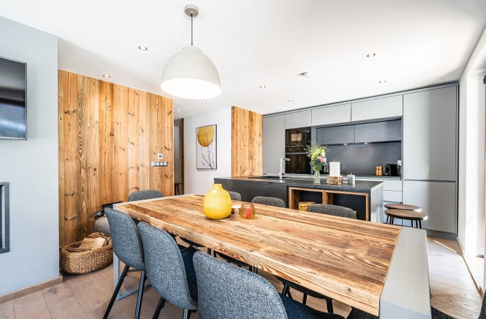 Apartment in Eyong, Argentiere - 7