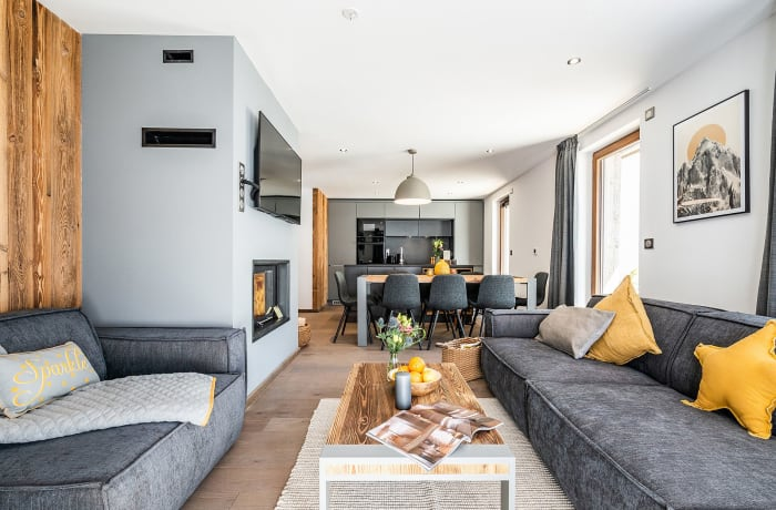 Apartment in Eyong, Argentiere - 1