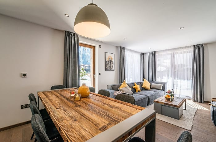 Apartment in Eyong, Argentiere - 0